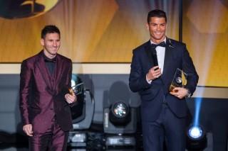 Ronaldo, Messi và Neymar tranh Quả bóng vàng FIFA 2015