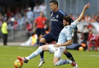 """Ronaldo giúp Real Madrid giải mã """"hiện tượng"""" Vigo"""