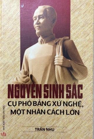 Sách về cụ Nguyễn Sinh Sắc sai sót nghiêm trọng