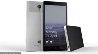 Lộ bằng chứng tồn tại của Surface Phone
