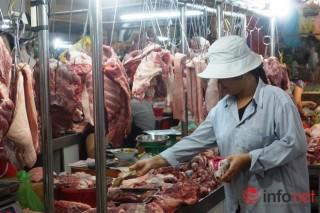 19% thịt heo chứa chất cấm đầu độc người tiêu dùng