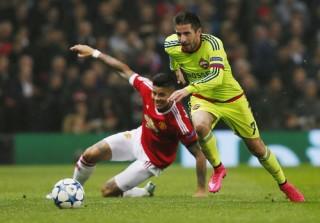 Man United lên ngôi đầu bảng, Man City đoạt vé vào vòng hai