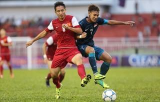 U21 Việt Nam bít đường vào bán kết của U21 Thái Lan