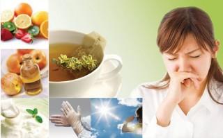 Bí quyết ngừa cảm cúm trong mùa đông