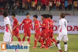 U23 Việt Nam - Cerezo Osaka: Rượt đuổi kịch tính
