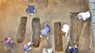 Top 10 phát hiện khảo cổ rúng động thế giới 2015