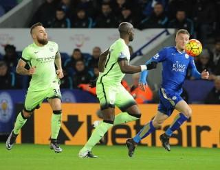 Hòa Leicester 0-0, Man City lỡ ngôi vô địch mùa Đông