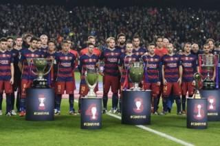 10 sự kiện bóng đá nổi bật trong năm 2015