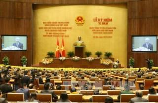Kỷ niệm trọng thể 70 năm Ngày Tổng tuyển cử đầu tiên