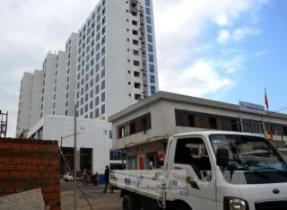 Điều tra nguyên nhân sự cố rơi thang máy tại Đà Nẵng