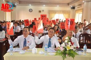 Phú Tân quyết tâm đột phá phát triển kinh tế-xã hội