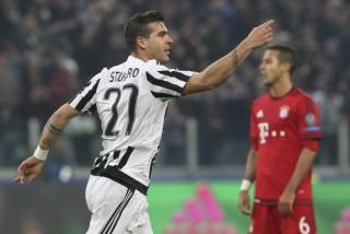 Juventus hòa kịch tính Bayern Munich sau khi bị dẫn 2-0