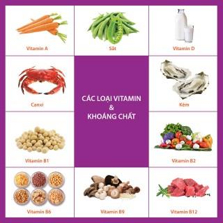 Tầm quan trọng của vi chất dinh dưỡng đối với sức khỏe trẻ em