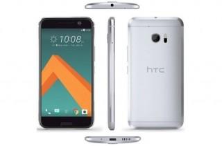 HTC 10 có màn hình Super LCD 5 inch và pin 3000 mAh
