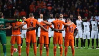 Pháp thắng Hà Lan trong trận cầu giàu cảm xúc