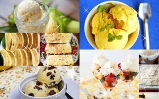 Công thức 5 vị kem cực ngon mà bạn không nên bỏ lỡ