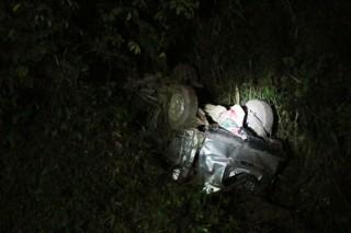 Ôtô lao xuống vực sâu 30m, 3 người tử nạn