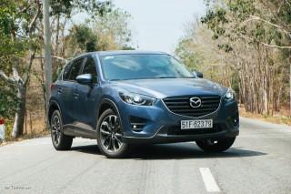 Lái thử Mazda CX-5 nâng cấp 2016: Lái hay, trang bị tốt, giá hấp dẫn hơn trước