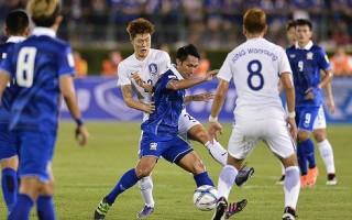 ĐT Thái Lan yếu nhất vòng loại cuối cùng World Cup 2018