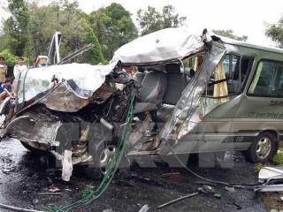 Tai nạn giao thông dịp lễ Giỗ tổ làm hơn 100 người thương vong