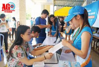 Cơ hội cho sinh viên từ Ngày hội tuyển dụng việc làm