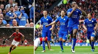 Man United 1-1 Leicester City: Chưa thể đăng quang