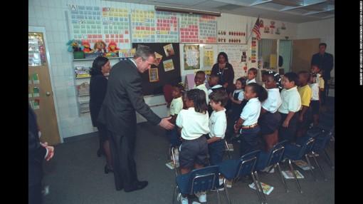 Công bố hình ảnh Tổng thống Bush ngày khủng bố 11-9