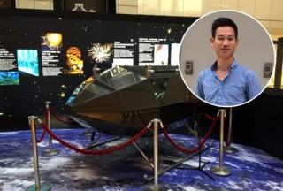 Sáng mai, 'phi thuyền không gian' đầu tiên của Việt Nam sẽ bay lên độ cao 30km