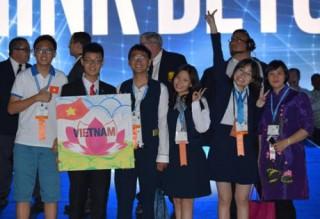 Việt Nam giành 4 giải tại Hội thi kỹ thuật quốc tế 2016