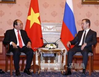Quyết tâm tăng cường quan hệ Đối tác Chiến lược toàn diện Việt - Nga