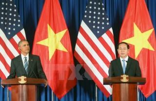 Toàn văn Tuyên bố chung giữa Việt Nam và Hợp chúng quốc Hoa Kỳ