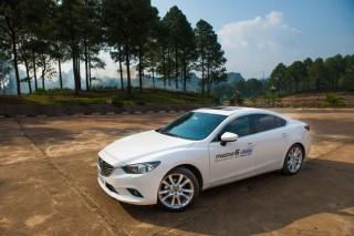 Mazda6 - Khát vọng thách thức kẻ dẫn đầu!