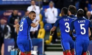Danh sách chính thức của 24 ĐT dự Euro 2016