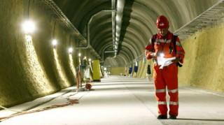 Gotthard - Đường hầm tàu hỏa xuyên núi dài nhất thế giới