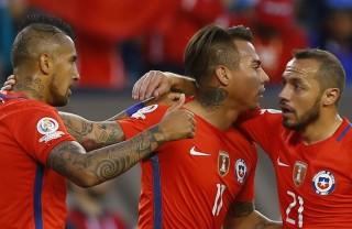 Chile vào bán kết Copa America sau màn hủy diệt Mexico 7-0