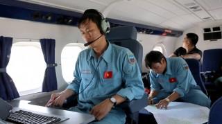 Tìm thấy ghế nghi của máy bay CASA 212