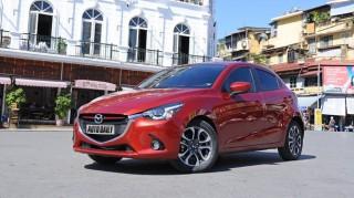 """Đành giá Mazda2: """"Chuẩn"""" xe đi phố"""
