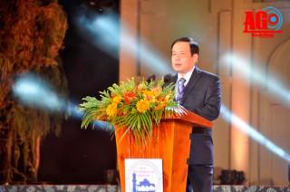 """Khai mạc """"Ngày hội Văn hóa, Thể thao và Du lịch đồng bào Chăm năm 2016"""" tại An Giang"""