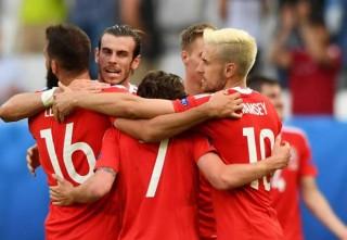 BXH FIFA tháng 7: xứ Wales tăng chóng mặt