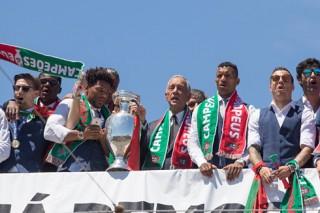 Vô địch EURO, Bồ Đào Nha vươn lên hạng 6 thế giới