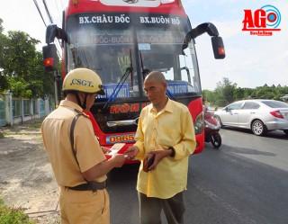 Áp dụng Nghị định 46 của Chính phủ về xử phạt vi phạm giao thông đường bộ - Kỳ cuối: Không bao che, dung túng cho hành vi vi phạm