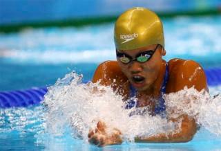 Ánh Viên hụt vé vào chung kết Olympic 2016 trong tích tắc