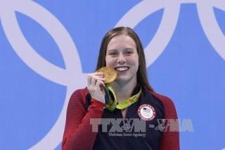 Olympic 2016: 4 kỷ lục thế giới mới trong ngày thi đấu thứ 3