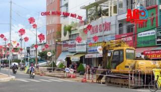 Những cung đường ngổn ngang ở Long Xuyên - Kỳ 1: Tận dụng mọi nguồn lực xây dựng thành phố