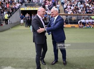 Chơi kém thuyết phục, Leicester City bại trận trước tân binh Premier League