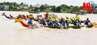 Giải Đua thuyền rồng Báo An Giang lần V – 2016: Các đội tích cực tập luyện chuẩn bị tranh tài