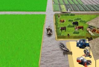 Phát triển nông nghiệp theo định hướng tái cơ cấu