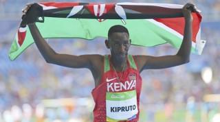 VĐV điền kinh Kenya phá kỷ lục 32 năm của Olympic