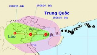 Trưa nay bão Dianmu vào Hải Phòng - Ninh Bình