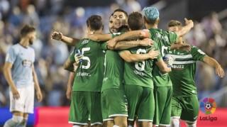Leganes giành chiến thắng lịch sử ở La Liga
